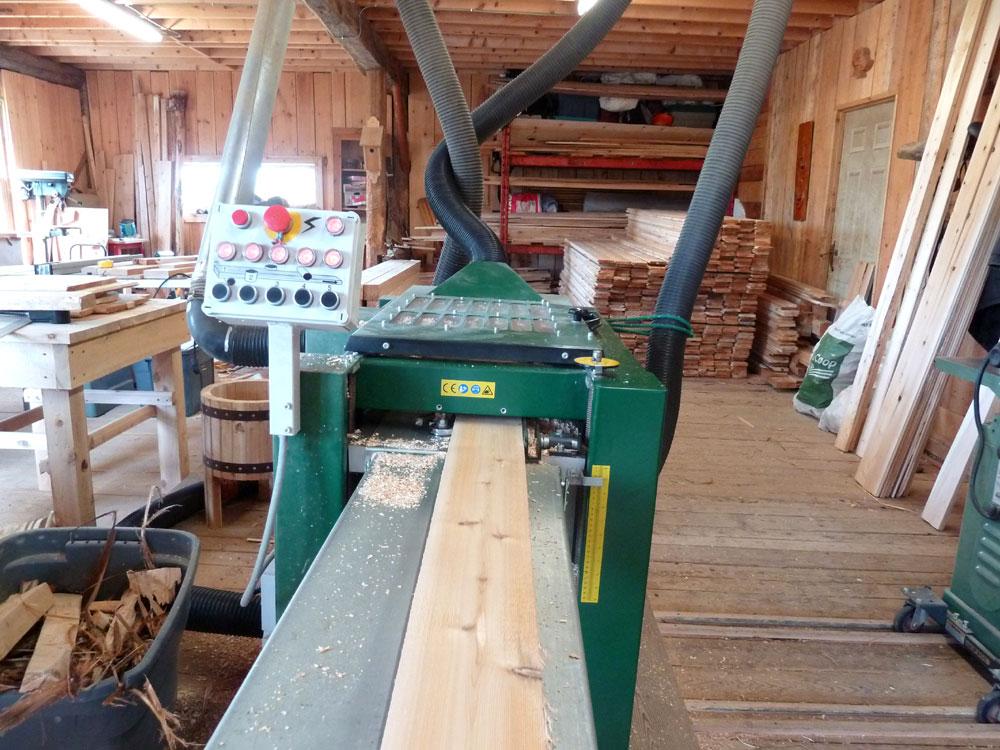 Le petit moulin du 4 milles - Artisans du cèdre - Cédrières - Saunas - Les barils - Cantons de l'Est - Estrie