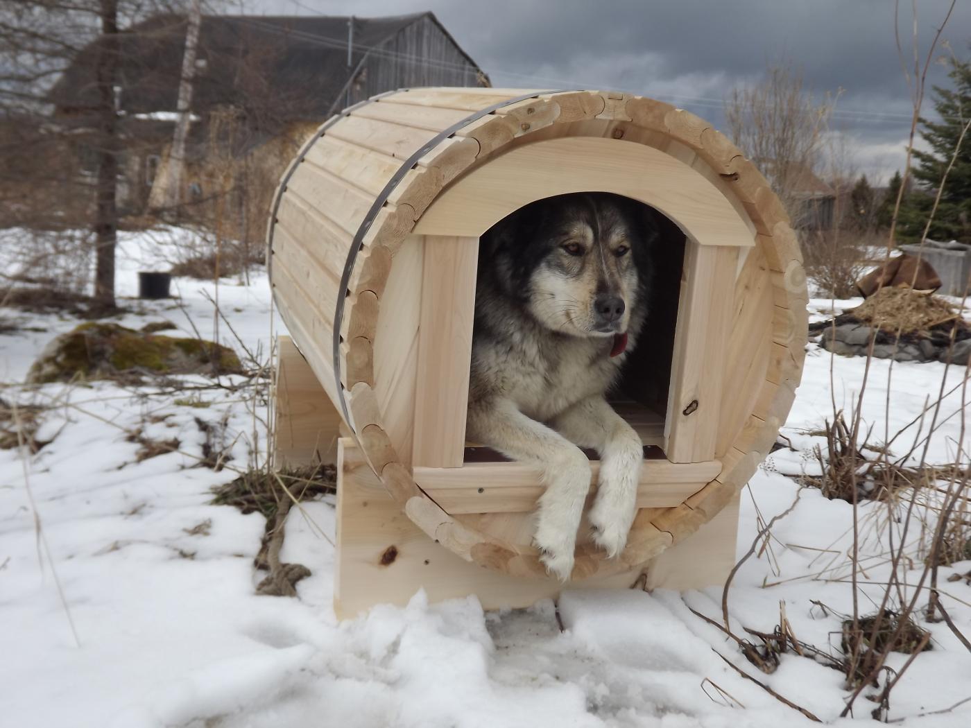 Sauna - Le petit moulin du 4 milles - Artisans du cèdre - Cédrières - Saunas - Les barils - Cantons de l'Est - Estrie